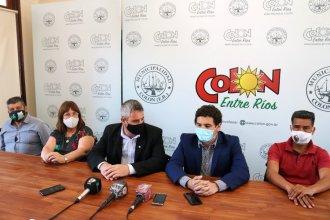 """""""Sin el seguro, los turistas no van a poder ingresar"""", anunciaron intendentes del departamento Colón"""