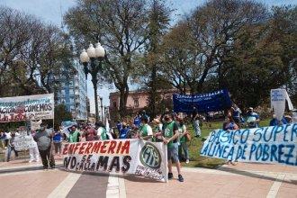En Concepción del Uruguay, los trabajadores de Salud inician un paro de 48 horas