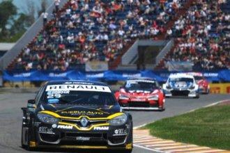TC 2000: La primera competencia con público en la Argentina