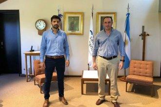 La Delegación de Uruguay de la Comisión Técnica Mixta de Salto Grande nombró a un nuevo vicepresidente