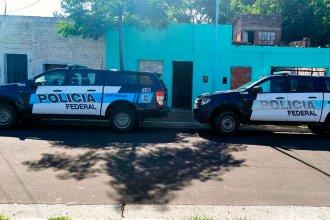 Hay un detenido por la plantación de marihuana detectada en el Barrio Puerto