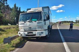 Camionero concordiense murió luego de sufrir una descompensación al volante