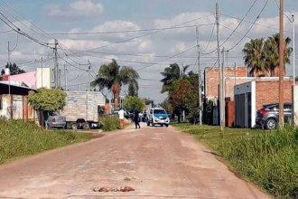 Hallaron una moto que podría ser la que usaron para cometer el triple crimen en Paraná