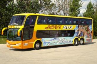 Jovi Bus anunció cuándo volverá a marchar por Entre Ríos y cómo serán las primeras semanas del servicio