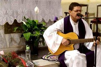 Luego de 14 años, el Padre Néstor Toler deja Colón y será párroco en otra ciudad