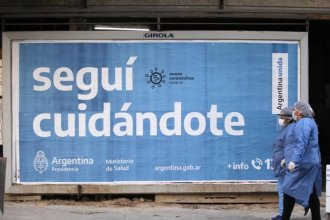 Entre Ríos registró más de 700 casos de coronavirus: Entre Concordia y Paraná, superan los 300 contagios
