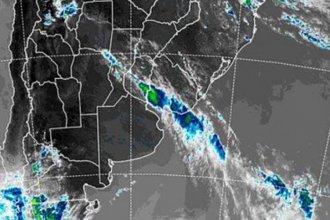 Alerta meteorológico por tormentas fuertes en varios departamentos