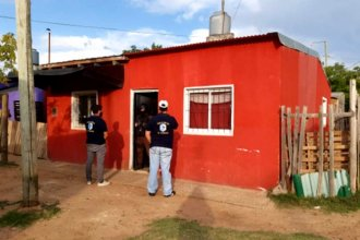 "Operación ""tango blanco"" permitió secuestrar cocaína en un barrio de Concordia"