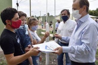Ocho localidades entrerrianas inaugurarán viviendas con financiamiento provincial