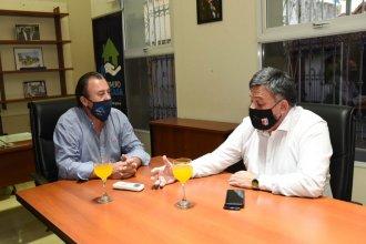 IAPV busca nuevas soluciones habitacionales para una ciudad entrerriana