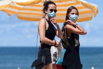 En las últimas 24 horas, registraron 90 muertes y más de 5 mil casos en Argentina