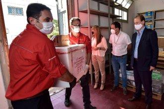 Bordet anunció la llegada de más de 12 mil dosis de vacunas a Entre Ríos