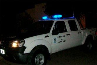 Concordia: intentaban robar en el depósito policial de autopartes y quedaron detenidos