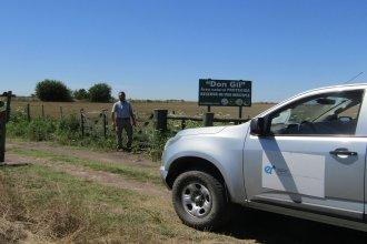 Incorporaron mil hectáreas de Entre Ríos al Sistema Provincial de Áreas Protegidas