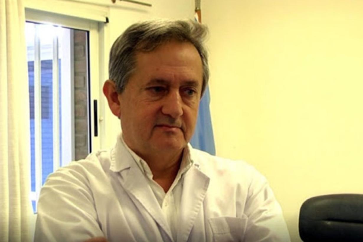 Lombardi, director del hospital de