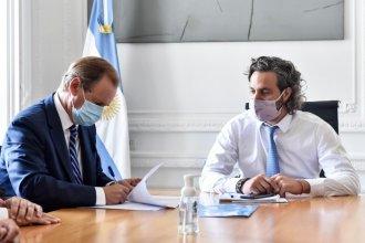 """""""Construcción Costanera Nebel"""": Obra hídrica de Nación buscará transformar una zona de Concordia"""