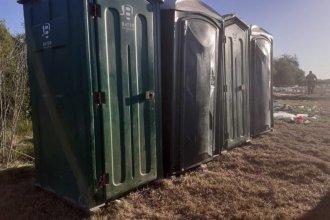 Realizaron una fiesta clandestina en un área protegida y dejaron kilos de basura