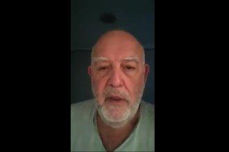 """Médico entrerriano renunció: """"Estoy cansado. No voy a seguir corriendo riesgos por los inconscientes"""""""