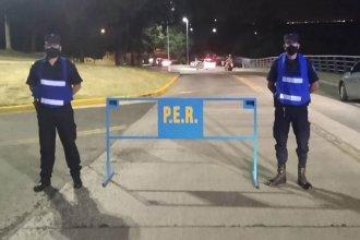 Tras la primera noche de restricciones, aseguran que disminuyó la circulación en la provincia
