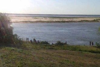 Tragedia en el río Paraná: se ahogó un joven que nadaba con amigos