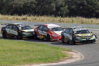 En la previa a la carrera de Paraná, Bastidas fue segundo en Río Cuarto