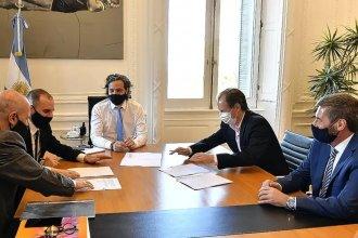 El ministro de Economía convocó a Entre Ríos, tras la demanda en tribunales de Nueva York