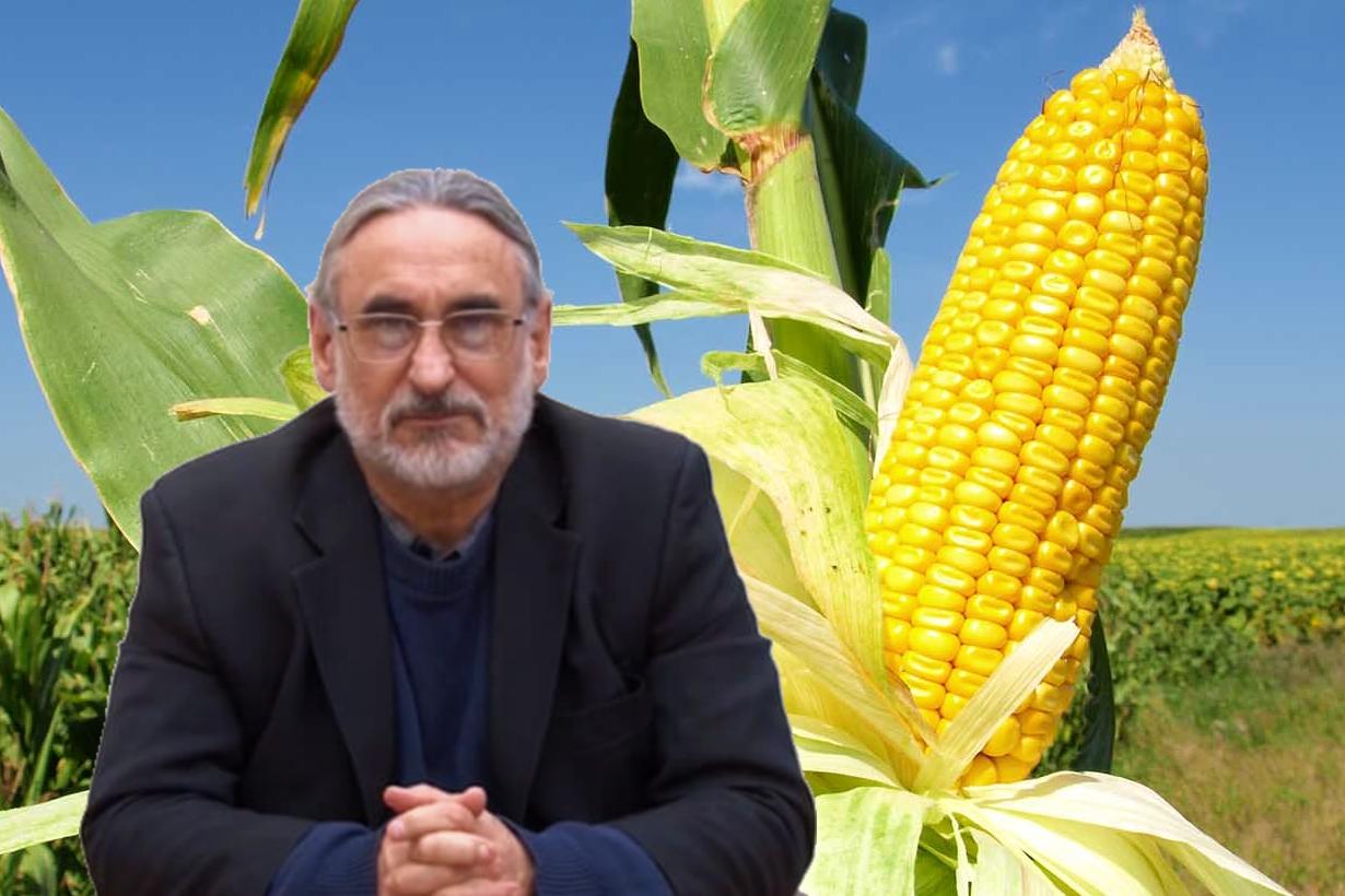 Luis Basterra, ministro de Agricultura.