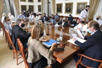 Ratificaron el adicional a personal de salud, fuerzas de seguridad, comedores y Copnaf