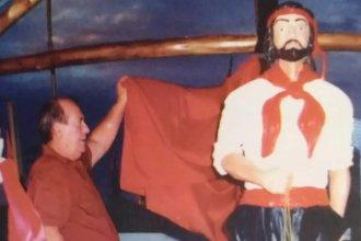 """El legado de un hombre """"que le hacía el bien a los demás"""" y se cruzó al Gauchito Gil en un sueño"""