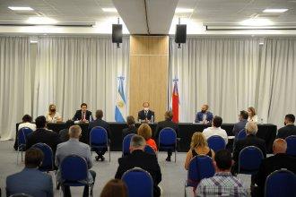 """Empresarios valoraron el encuentro con ministros nacionales: """"Es un hecho que no pasa muy a menudo"""""""