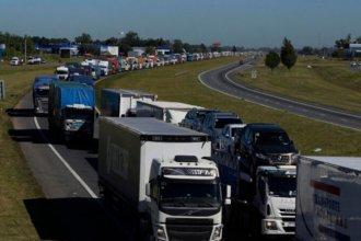 ¿Cómo afectan los cortes de ruta al abastecimiento de productos industriales?