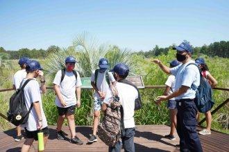 Museo, Ecoparque y visita al complejo hidroeléctrico: La propuesta de verano para las escuelas de la región