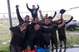Del rugby a la reinserción social: la propuesta de Espartanos que también llegó a una cárcel entrerriana