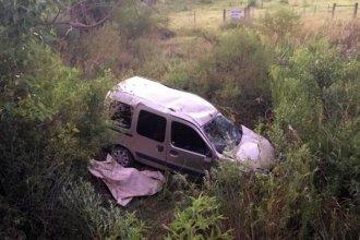 Despiste mortal en una ruta provincial motivó comunicado de una municipalidad