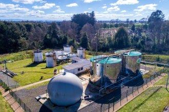 Prometen convertir el biogás en energía eléctrica: invertirán inicialmente 500 mil dólares