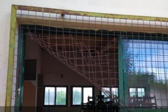 Otra escuela, la misma ciudad: también robaron en el jardín de infantes del barrio El Silencio