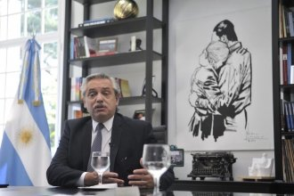 """Alberto Fernández: """"Si el campo no entiende, voy a subir las retenciones y establecer cupos a la exportación"""""""