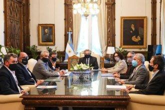 Paños fríos a la relación con el campo: ¿Qué resolvieron el presidente y la Mesa de Enlace?