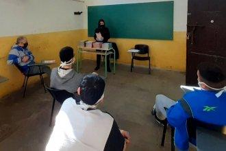Como en las escuelas, las cárceles entrerrianas volverán a tener clases presenciales