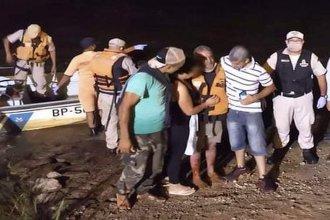Lo encontraron en el río Uruguay, luego de permanecer 11 días desaparecido