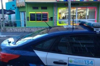 Tarde movida en Concordia: Fueron cinco los puntos allanados por la Policía Federal