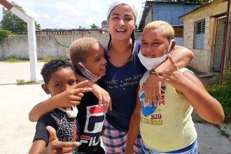 """""""La misión en Cuba transformó mi vida para siempre"""": entrerriana cuenta la experiencia vivida en plena pandemia"""
