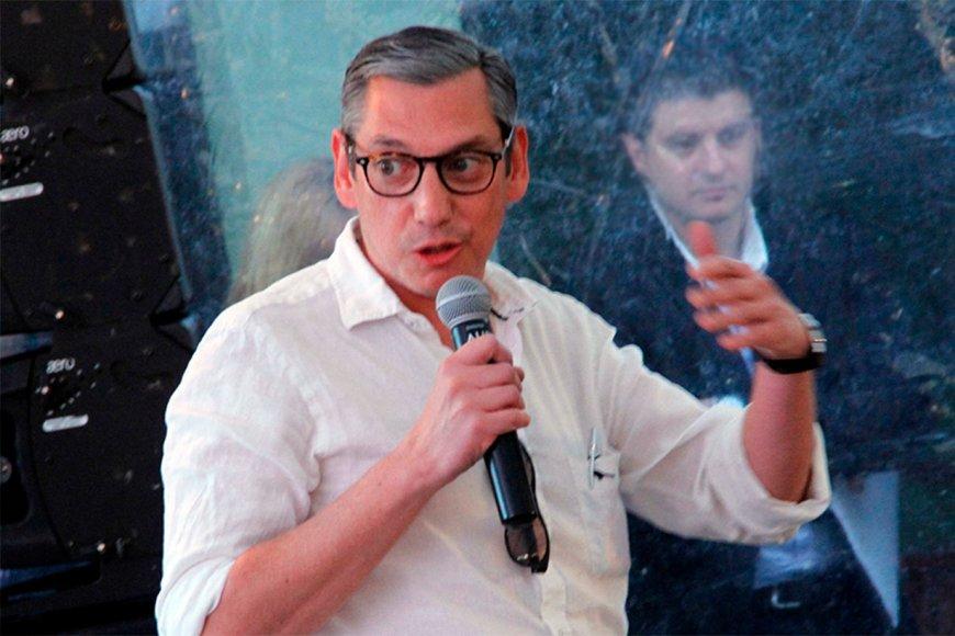 Enciso, embajador de Uruguay en Argentina