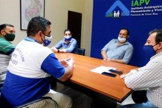 Dos sindicatos gestionan la construcción de viviendas del IAPV para sus afiliados