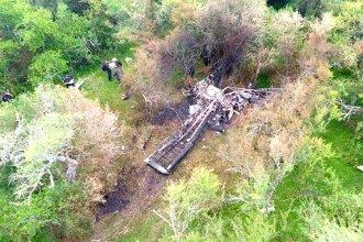 Perdió la vida el piloto entrerriano que cayó en avioneta y se quemó la mayor parte de su cuerpo