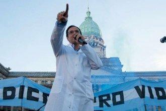 Bordet intimó al Ministerio de Salud para que resuelva la situación del ginecólogo Pro Vida al que suspendieron la matrícula