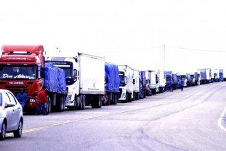 """""""Estamos prácticamente obligados"""": Transportistas paran por tiempo indeterminado en Entre Ríos"""