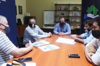 Proyectan la construcción de viviendas del IAPV en localidad de Concordia