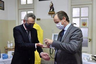 Ministro visitará dos ciudades entrerrianas para supervisar tareas militares