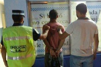Caso de la joven maniatada y fotografiada: detuvieron al hombre que la acompañó a realizar la denuncia